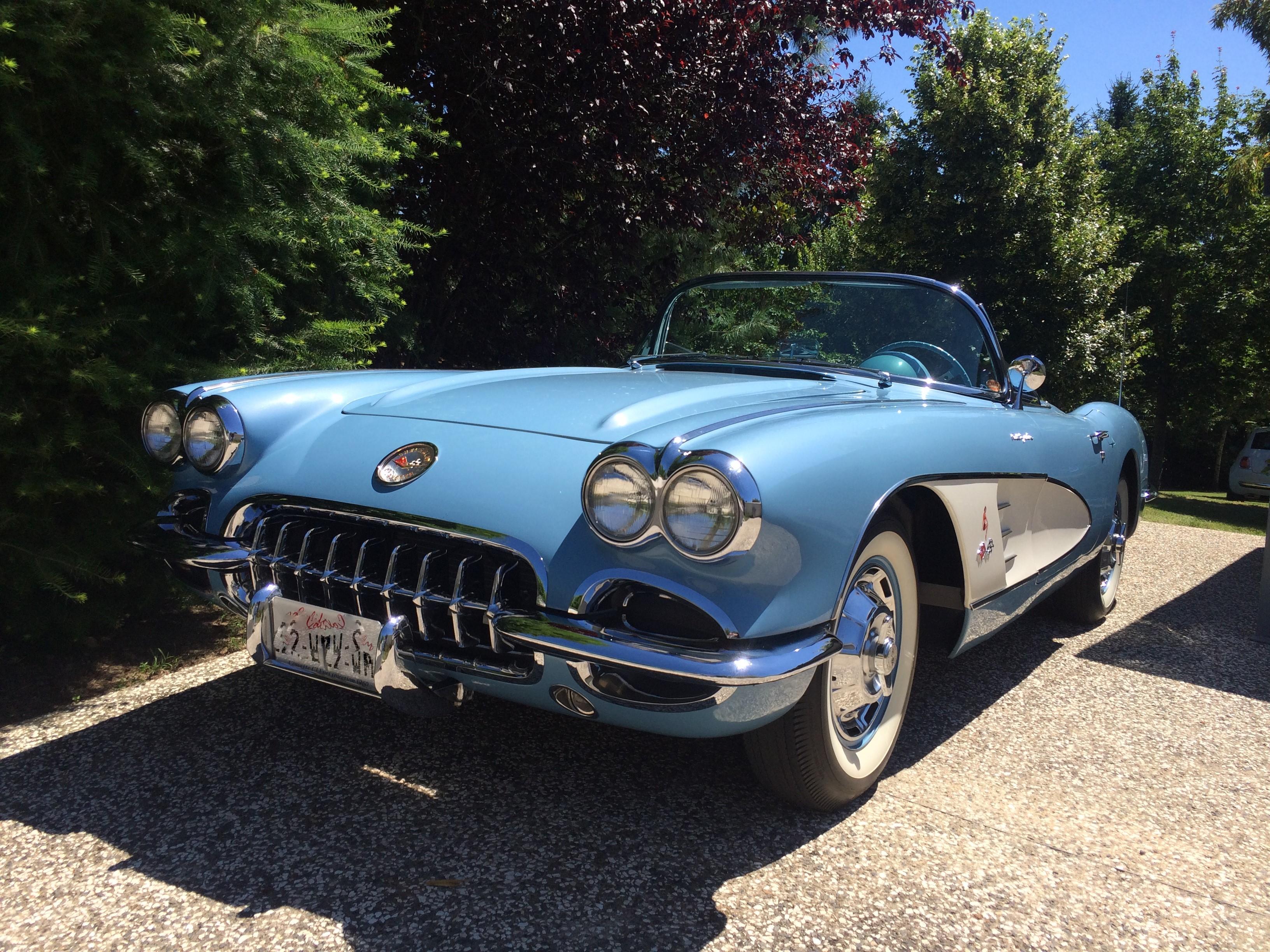 Corvette datant